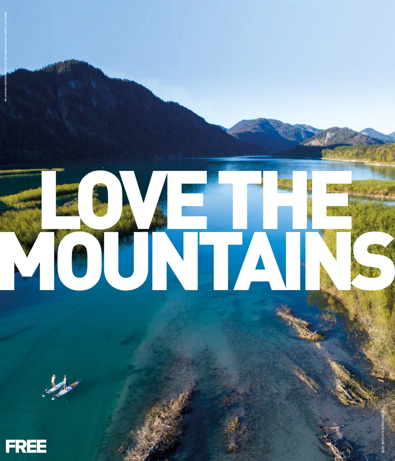 Love The Mountains Summer 2018 by InTheSnow issuu