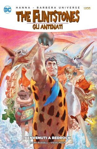 New polvere di stelle the flintstones