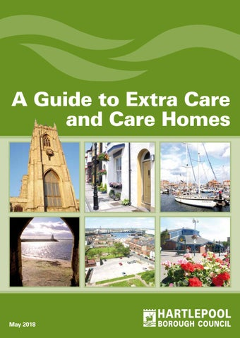 Page 1. A Guide To Extra Care And Care Homes