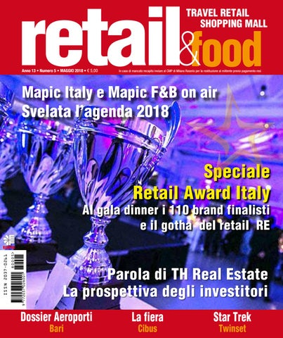 retail&food 05 2018 by Edifis issuu