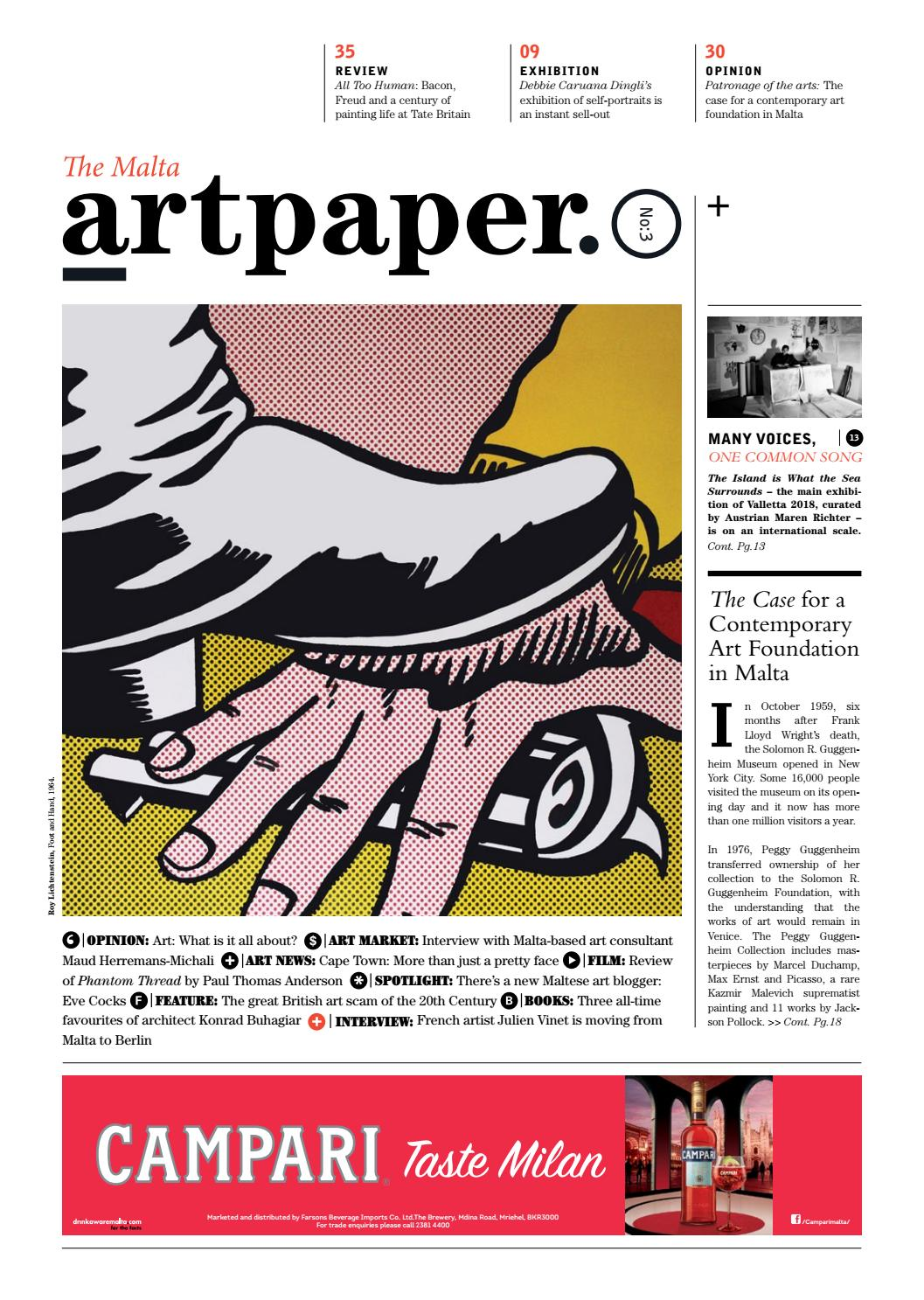 Artpaper  Issue #3 by Artpaper - issuu