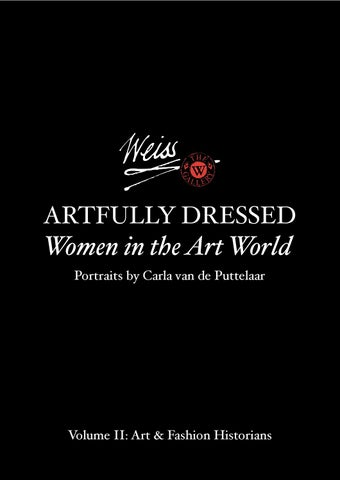 f4b01ebe Artfully Dressed: Women in the Art World