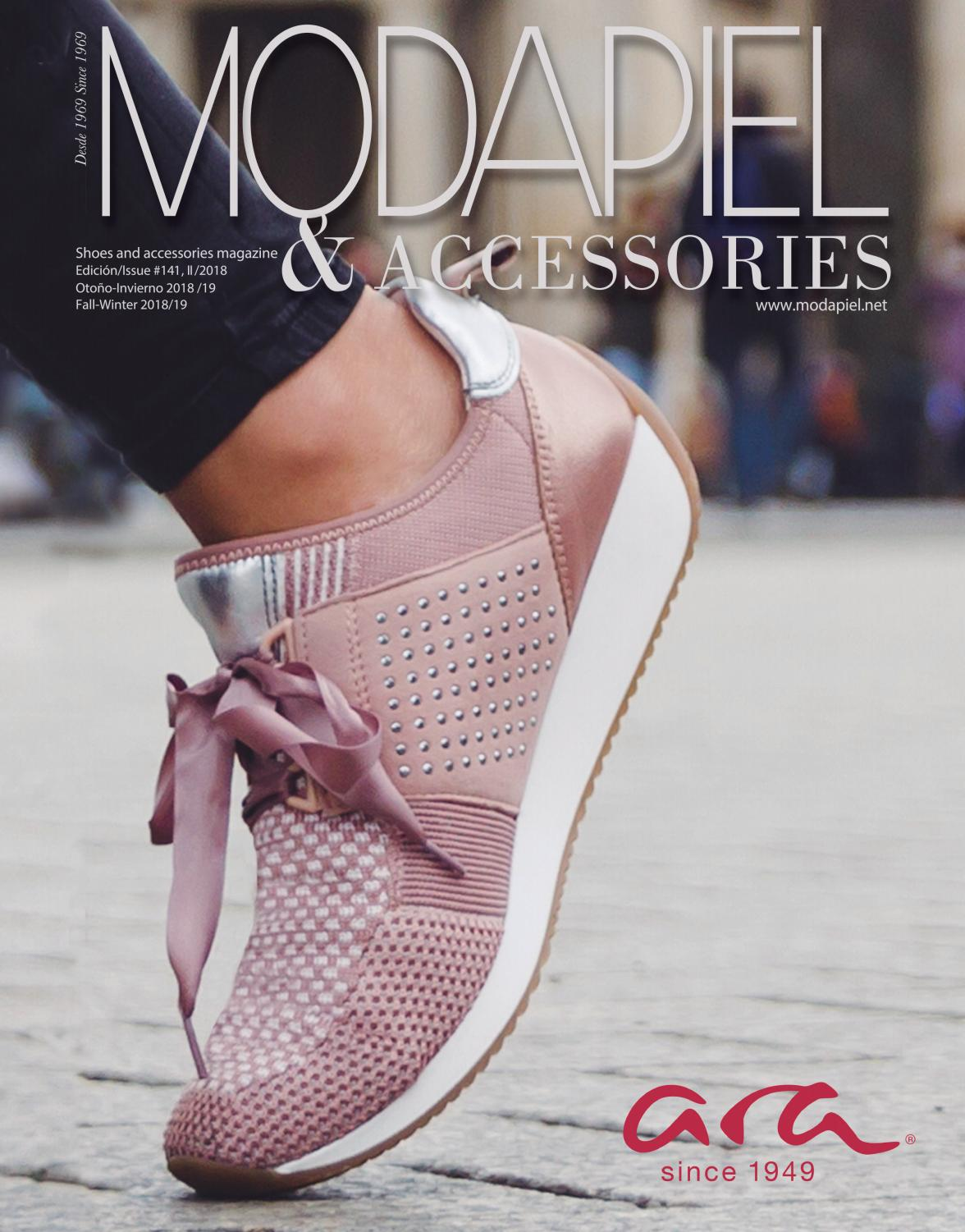 096fe821 Modapiel & Accessories 141 Shoes and accessories magazine by Prensa Técnica  S.L. - issuu