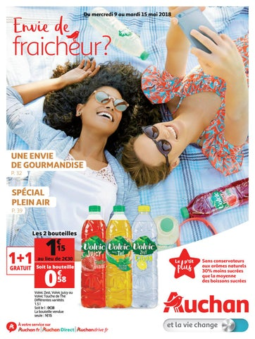 Catalogue Auchan Du Mercredi 9 Au Mardi 15 Mai 2018