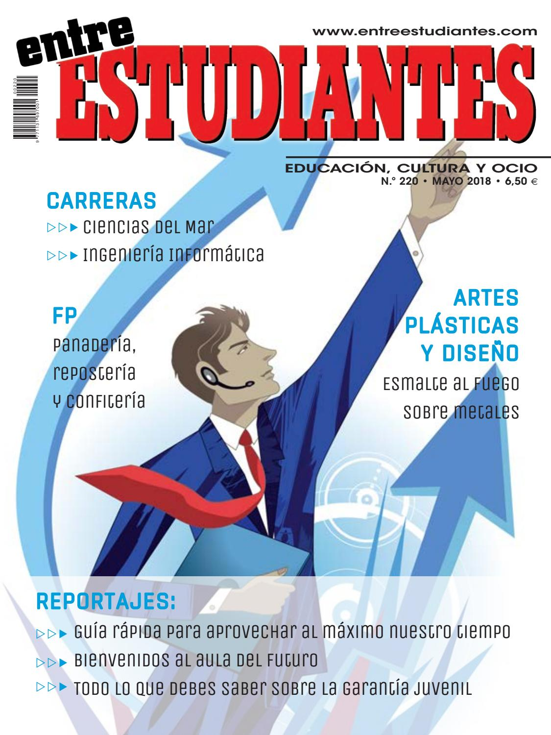 Entre Estudiantes - 220 by Peldaño - issuu