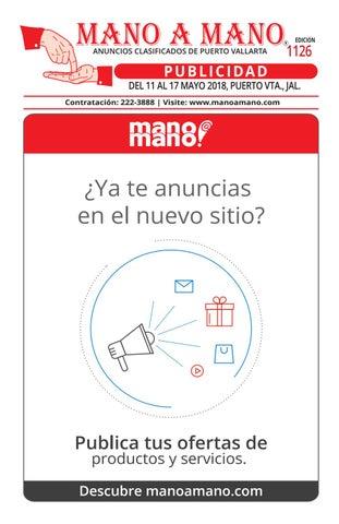 9c8098a7e63d Publicidad 1126 by MANO A MANO - issuu