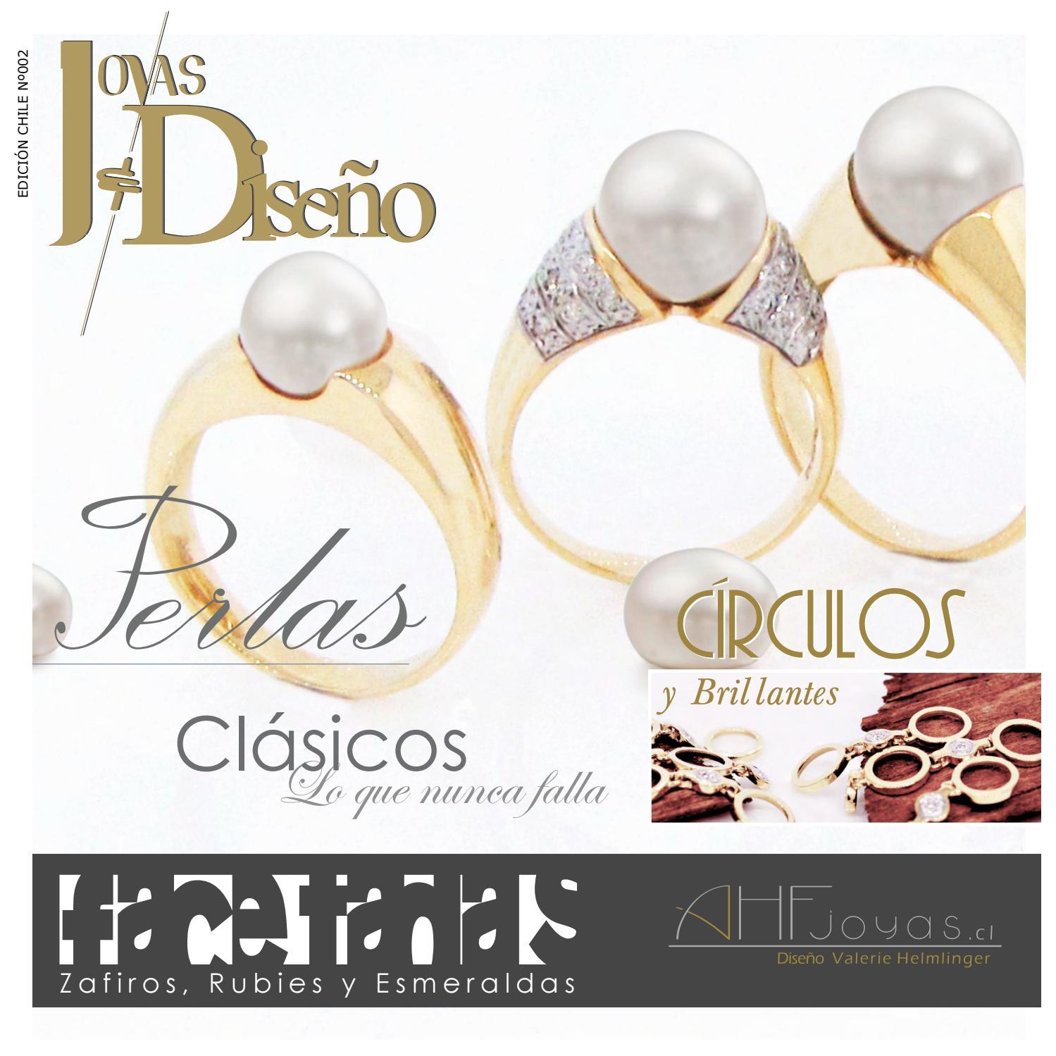 906f11f20df4 Joyas   Diseño by AHF Joyas - issuu