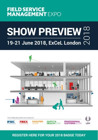 Fsme digital preview 2018 by Publishing Events Ltd - issuu on