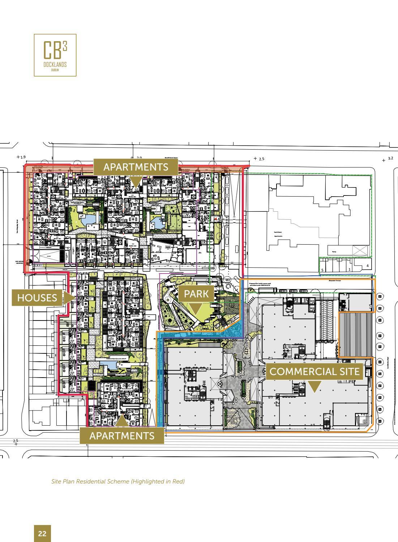 City Block 3 Docklands Dublin by Creativeworld - Issuu