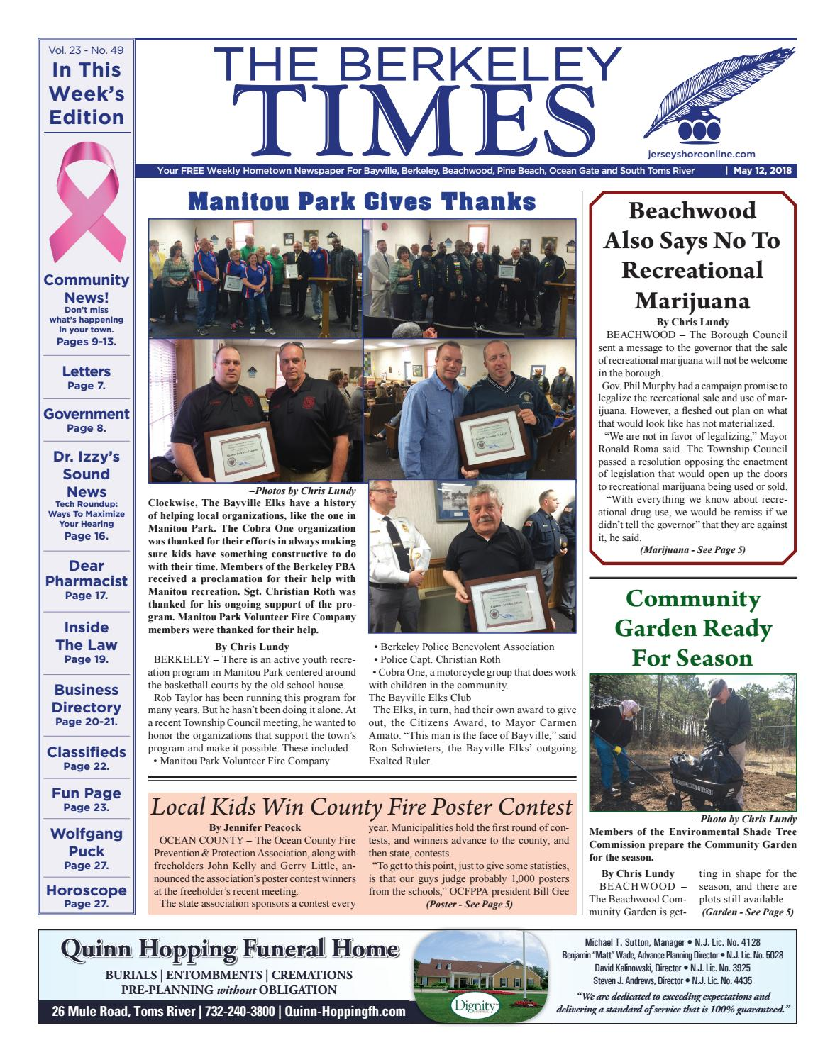 2018-05-12 - The Berkeley Times