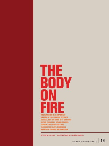 Page 19 of The Body On Fire