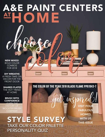 Ae Paint Centers By At Home Magazine Issuu