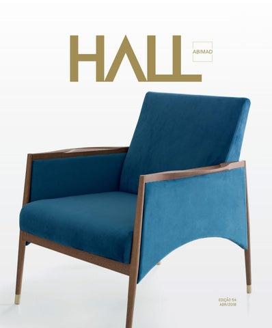 fcc9202ed Revista Hall 54ª Edição - abril de 2018 by ABIMAD - issuu
