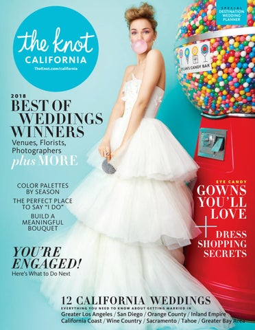 b4993c6ef5f The Knot California Fall Winter2018 by The Knot California - issuu