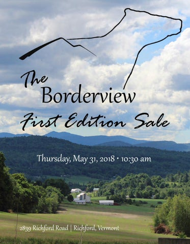 Borderview 1st Edition Sale 2018 by Cowsmopolitan - issuu