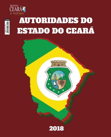 f5ea898d5 Livro Autoridades do Estado do Ceará - por Silvana Frota by ...