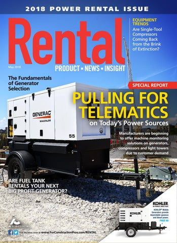 Rental May 2018 by ForConstructionPros com - issuu