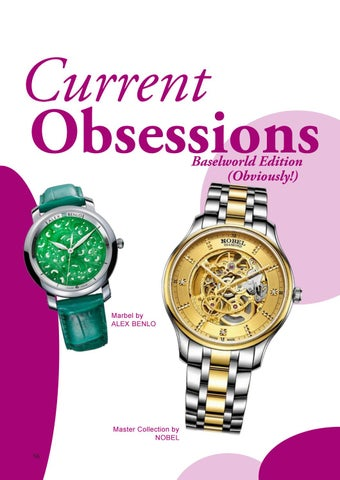 Page 56 of Current Obsessions: Baselworld Edition