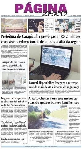 0d0a6315f6 Página Zero Edição nº 1343 (11 05 2018) by Para acessar o seu Página ...