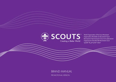 Brand Manual - Promotional Version by World Organization of