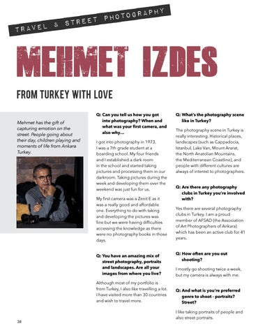 Page 38 of What's it like being a photographer in Turkey?