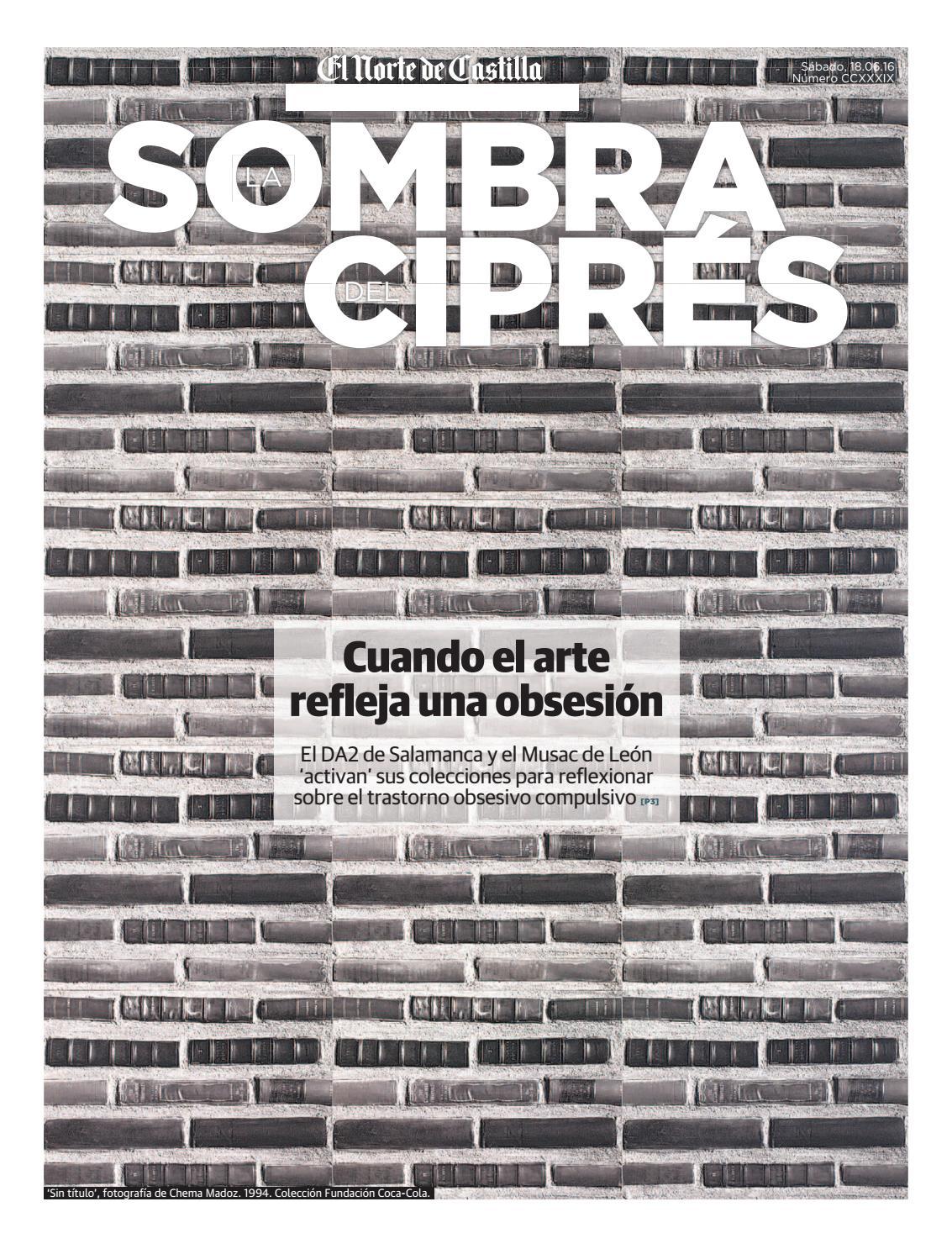Cuando el arte refleja una obsesión by El Norte de Castilla - issuu