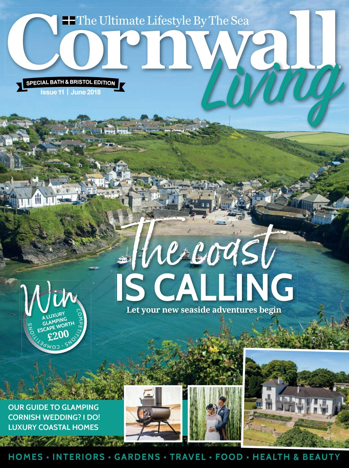 Cornwall Living Bath and Bristol 11 by Engine House Media - issuu