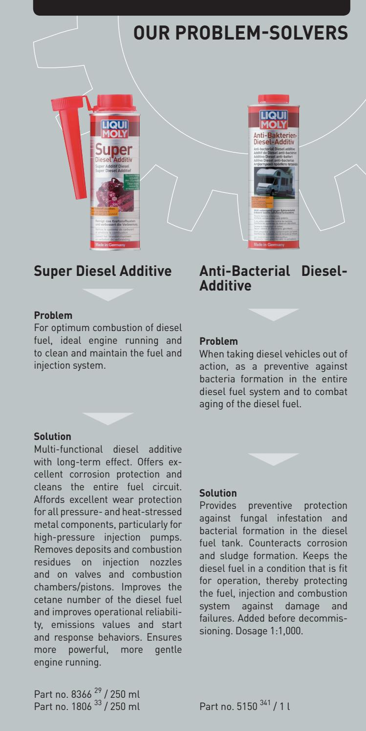 Oils, additives and care products for classic cars by LIQUI MOLY GmbH - issuu