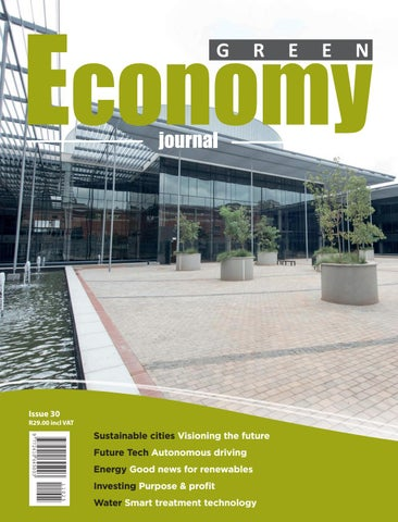 Green Economy Journal issue 30 by Alive2Green - issuu