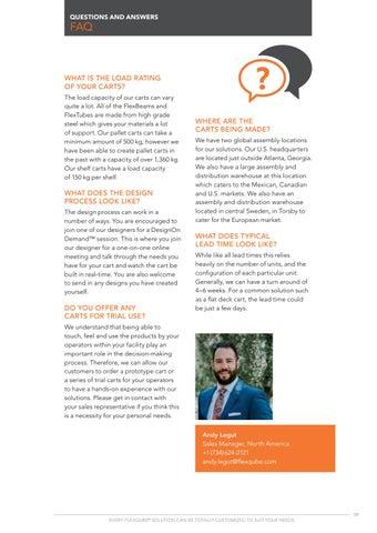 Page 59 of FlexQube - FAQ