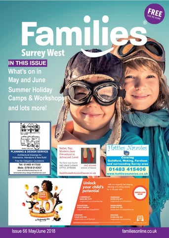 5cfd76a4a7 Families Hampshire West Magazine by Families Magazine - issuu