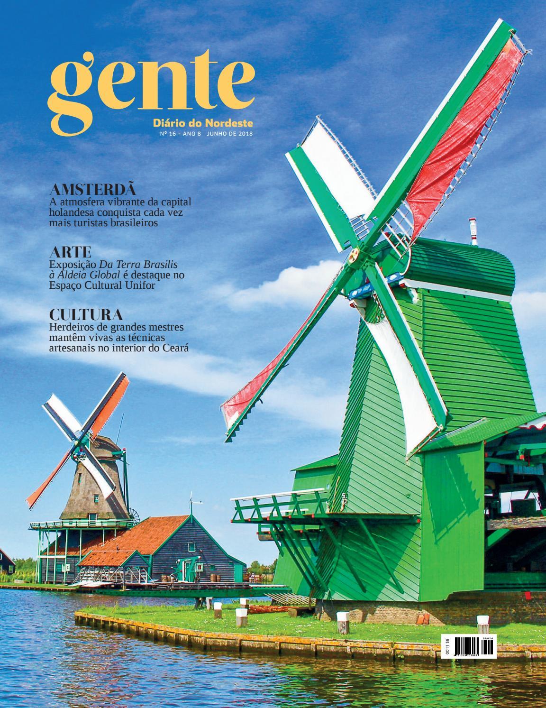 dea1af03e Revista Gente 16ª Edição by Portal Verdes Mares - issuu