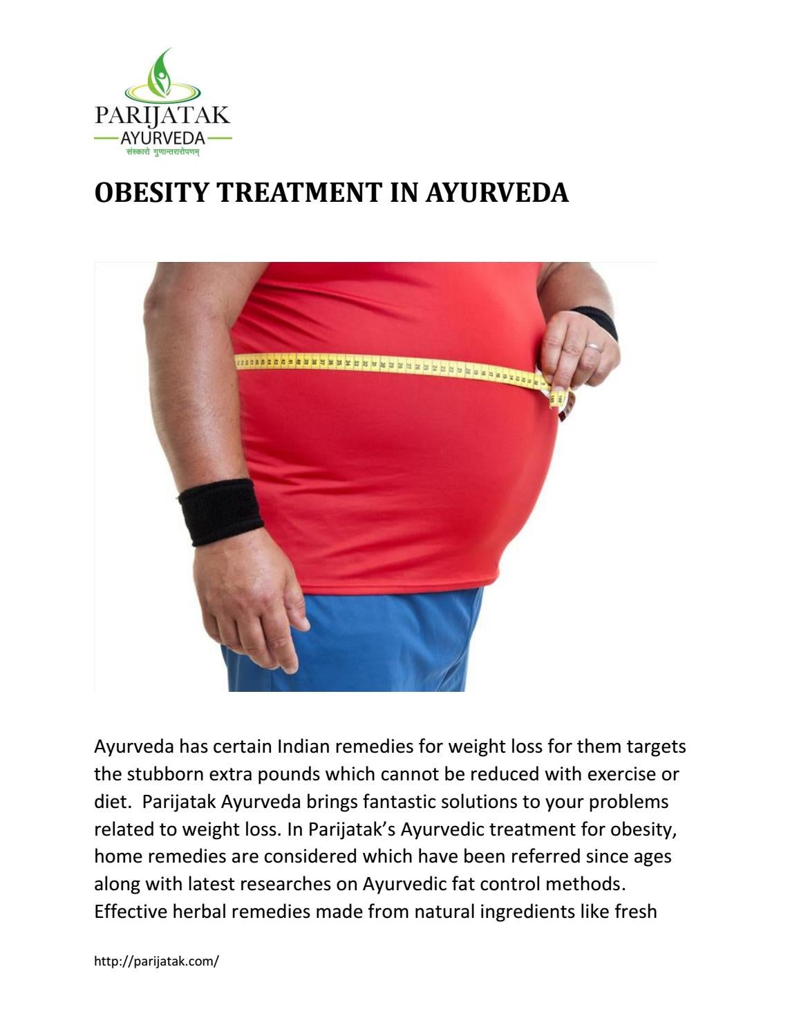 Obesity Treatment In Ayurveda By Ayurvedictreatment692 Issuu