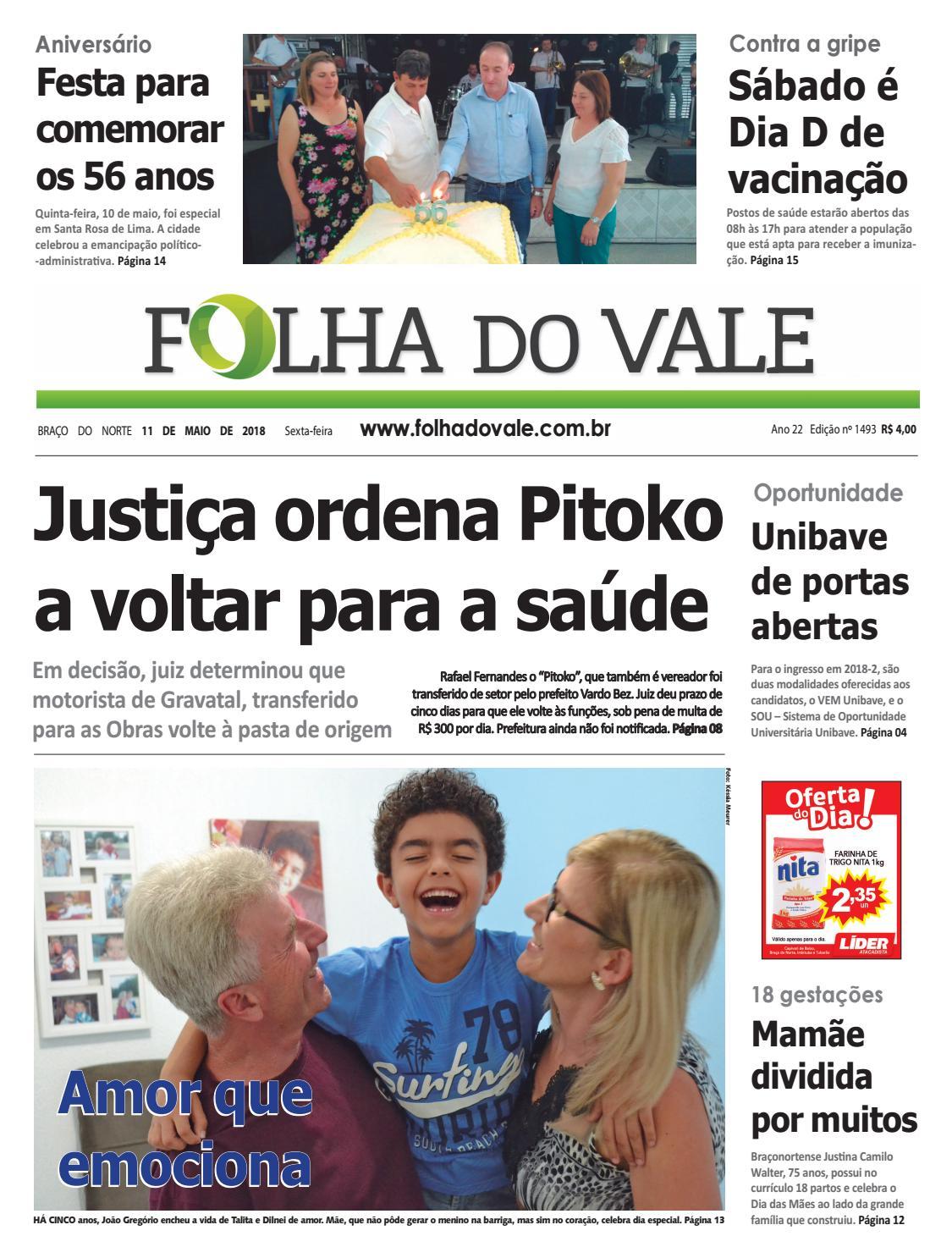 1493 by Folha do Vale - issuu 3eff21fc33