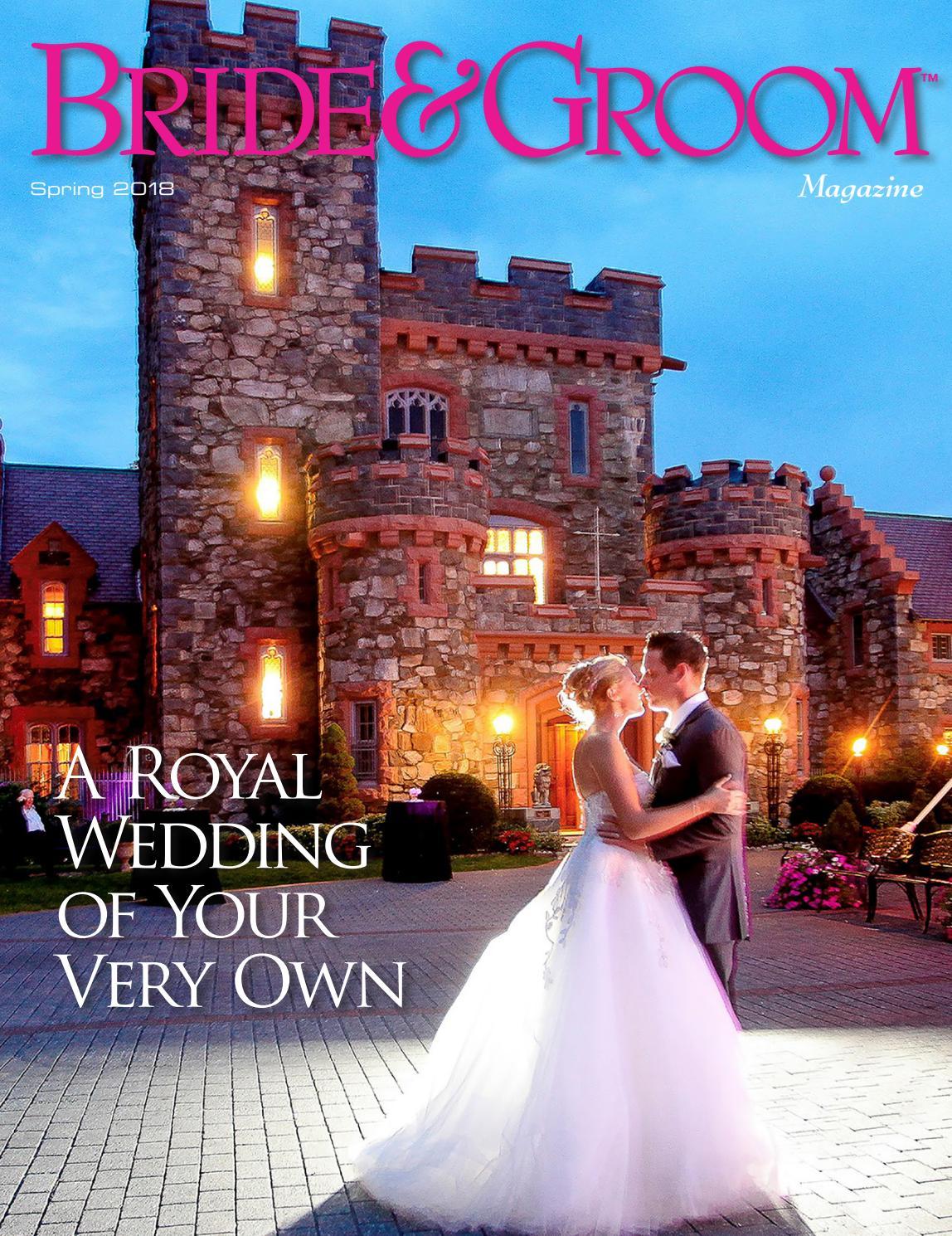 Bride & Groom Spring 2018 by Bride & Groom Magazine - issuu