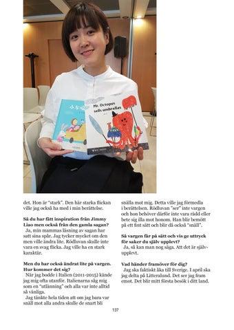 Page 137 of Han Xu: Blinda rödluvan och vargen