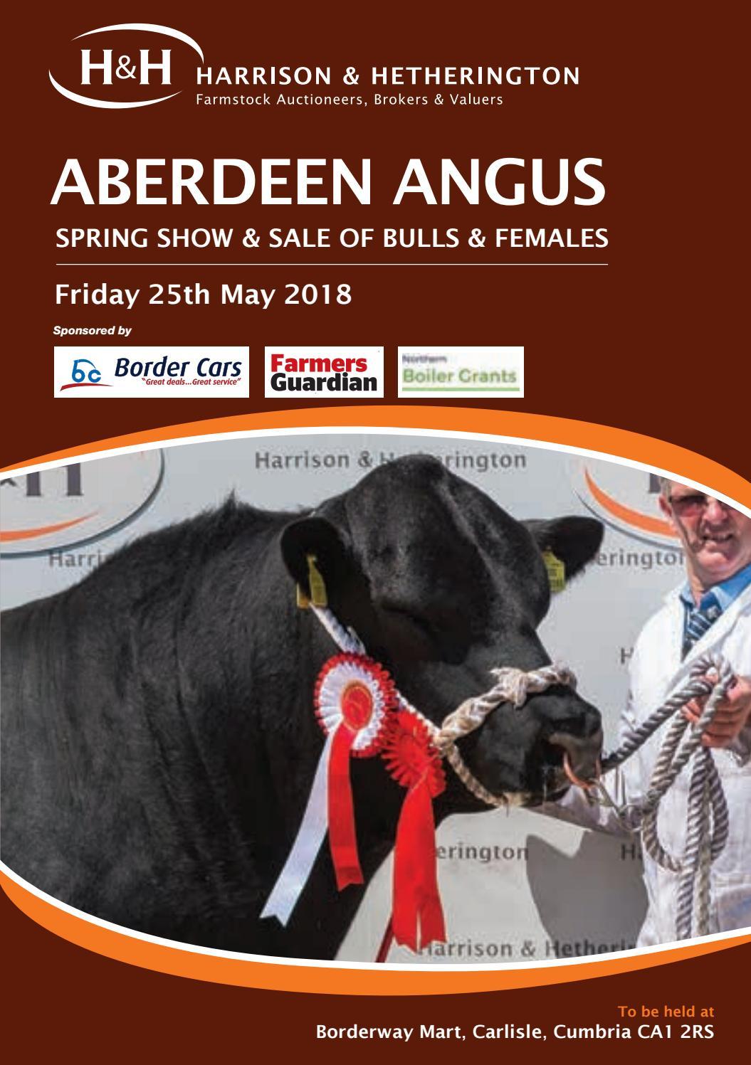 Aberdeen angus 250518 by Harrison & Hetherington - issuu