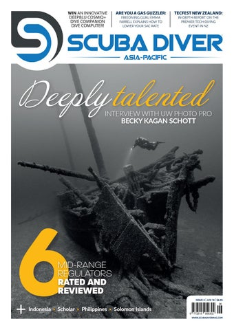 Scuba Diver Asia Pacific - Issue 2 by scubadivermag - issuu