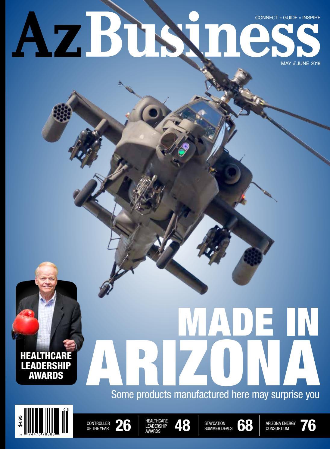 AZBusiness May/June 2018 by AZ Big Media - issuu