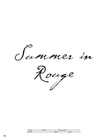 Page 58 of Summer in Rouge