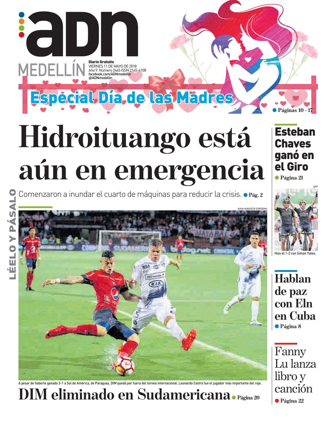 Adn medellin mayo11 by diarioadn.co - issuu