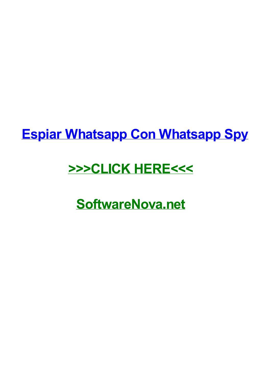 espiar whatsapp por bluetooth