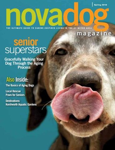 NOVADog Magazine Spring 2018