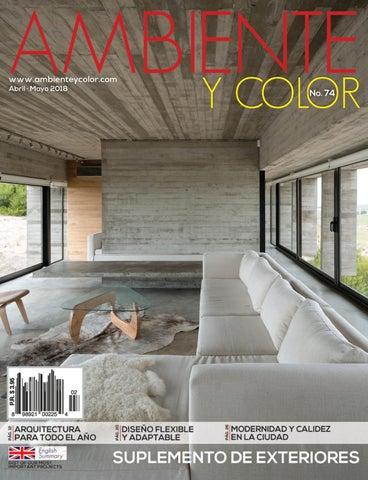 Revista ambiente y color 74 by Ambiente y Color - issuu
