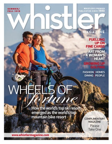 Whistler Magazine Winter 2013-14 cover