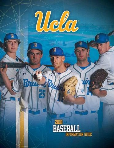 69ff4702a2b 2018 UCLA Baseball Information Guide by UCLA Athletics - issuu