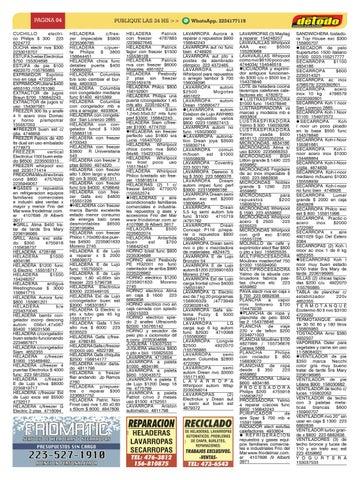 Semanario Detodo Digital - Edición N° 3141 - 13 05 2018 by Semanario ... 272a93ddcfca