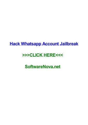 Jailbreak account