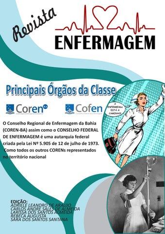 95e660c4ca6dd Revista cofen coren by Carlos André - issuu