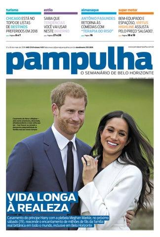 c8336d7c486 Pampulha - 12 a 18 de maio de 2018 by Tecnologia Sempre Editora - issuu
